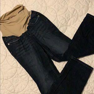 Maternity Jeans Petite Large